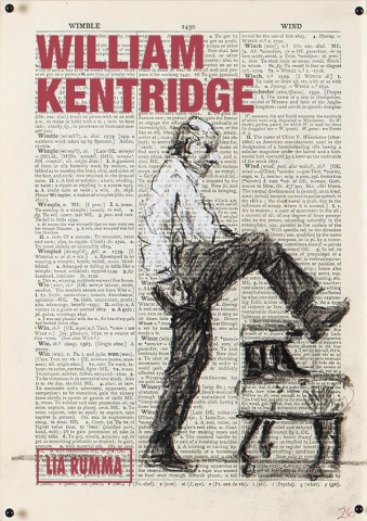 William Kentridge. Opere 2012-2014