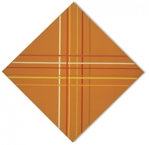 Kenneth Noland. Opere 1958 - 1980