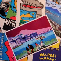 Naples in Postcard
