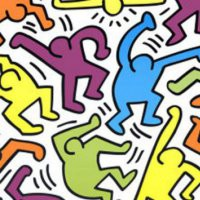 "Keith Haring  ""About art"""