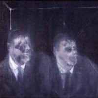 Francis Bacon.  Two Americans