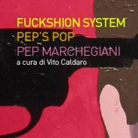 Pep Marchegiani. fuckshion system