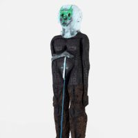 "Huma Bhabha ""The Company"""