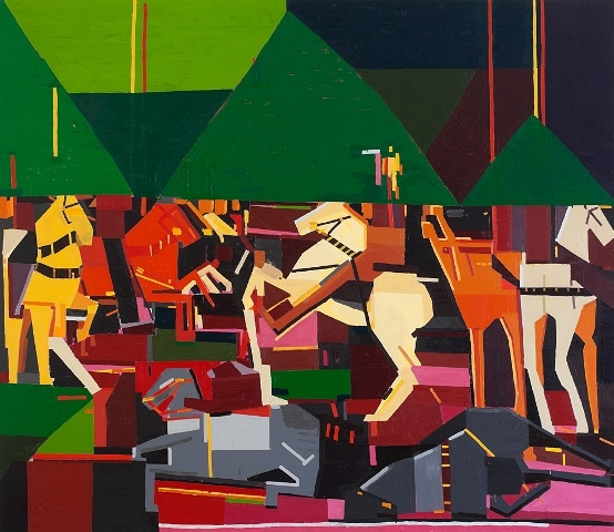 Guy YANAI - Battle, Therapy, Living Room