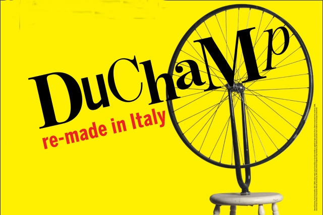 Duchamp. Re-made in Italy