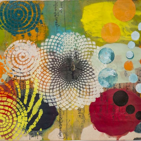 "Judy Pfaff ""Abstract poetry"""